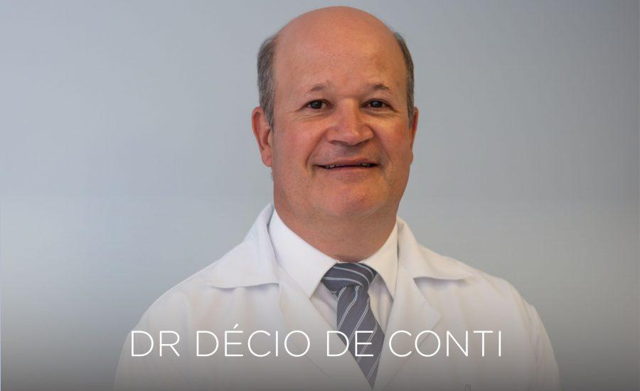 DR. DECIO DE CONTI