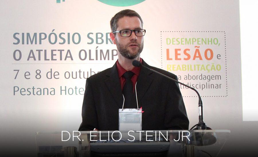 DR. ÉLIO STEIN JR.