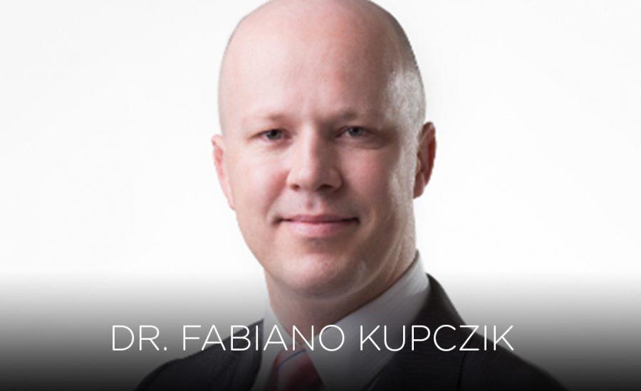 DR. FABIANO KUPCZIK