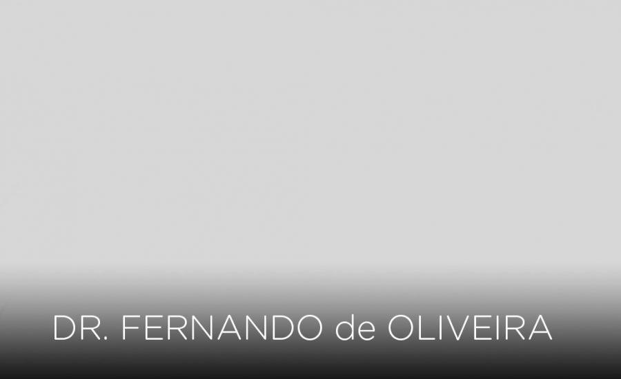 DR. FERNANDO RIBEIRO DE OLIVEIRA