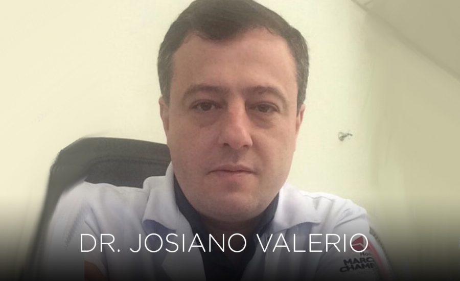 DR. JOSIANO VALÉRIO