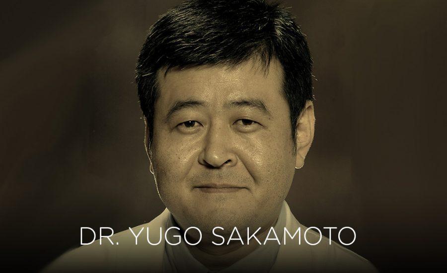 DR. YUGO SAKAMOTO